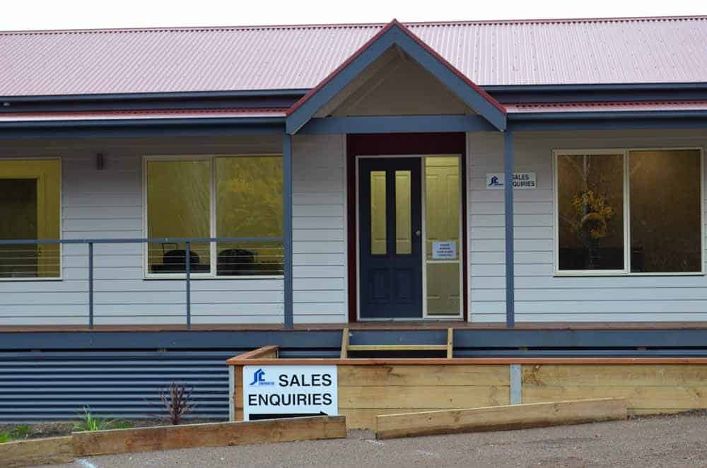 custom home builders in Heathcote victoria