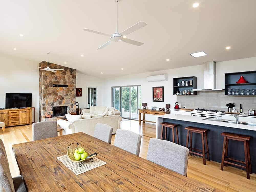 elegant interior design of a home