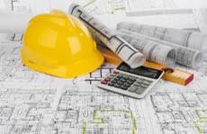 tools used by professional architect for property design and construction services